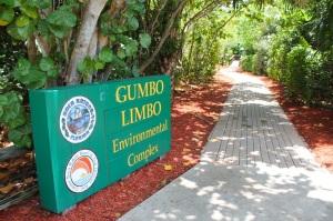 gumbo limbo complex entrance