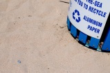 bottle cap litter recycle lauderdale by the sea
