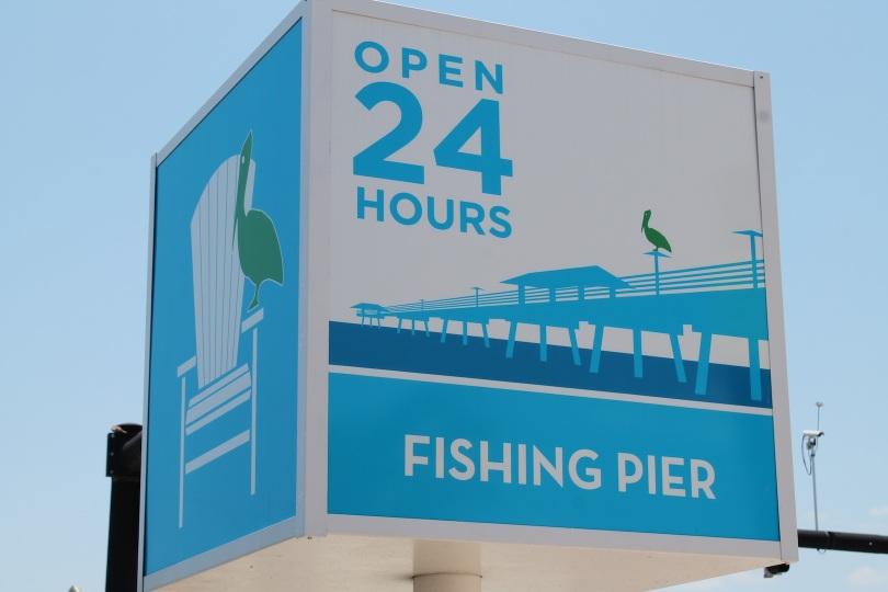 twenty four hour fishing pier lauderdale by the sea florida