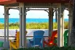 lauderdale by the sea florida gazebo adirondack chairs