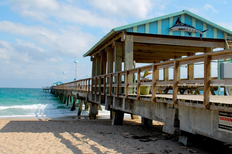 lauderdale by the sea anglins fishing pier
