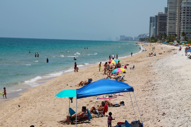 fort lauderdale beach lauderdale by the sea florida