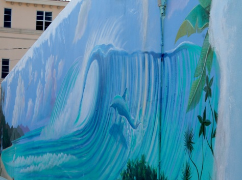 lauderdale by the sea florida mural