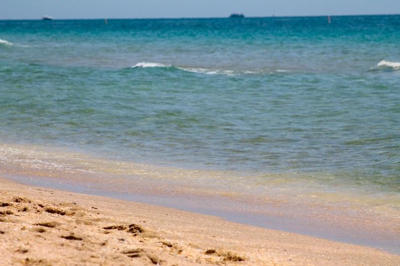 beach sand south florida