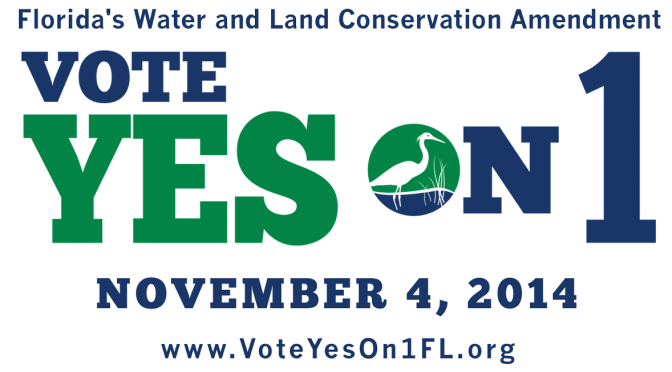 Protect Florida: Vote Yes on Amendment 1